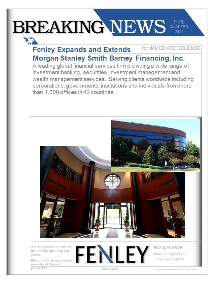Fenley - News